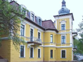 Die Villa Jordan in Rudolstadt